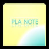 전화번호부: Pla Note icon