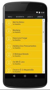 Mc Rodolfinho Letras screenshot 2