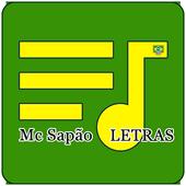 Mc Sapão Letras icon