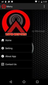 RapidResponse apk screenshot
