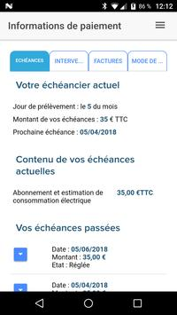 Mint Energie screenshot 2