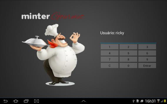 TouchMenu apk screenshot