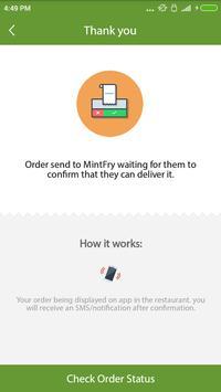 MintFry apk screenshot