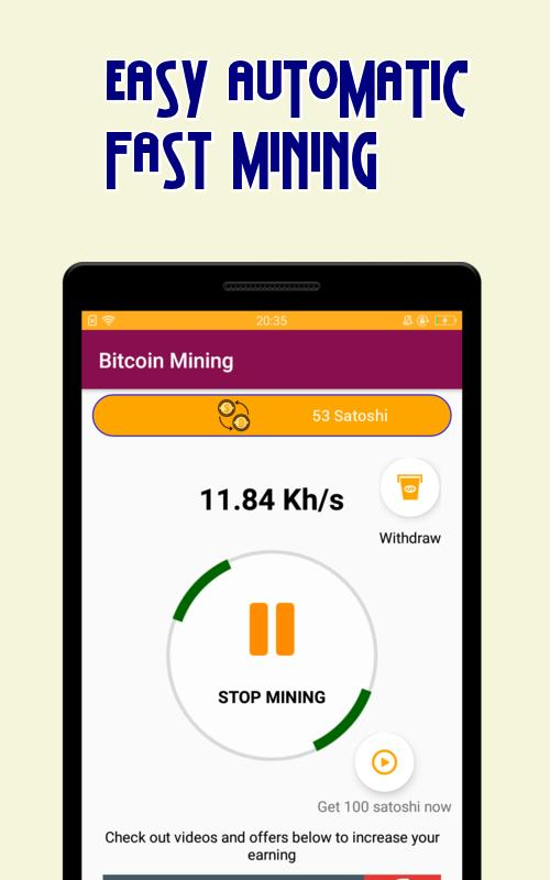 earning from bitcoin mining