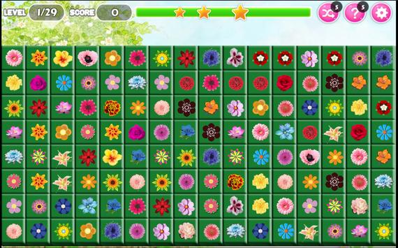 Onet Flowers screenshot 12
