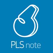 PLS Note icon