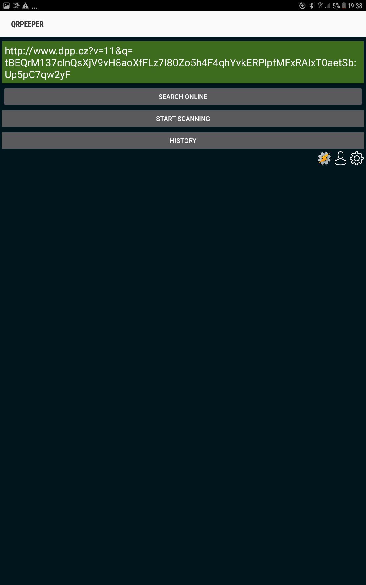QR scanner [free][no ads][tasker] for Android - APK Download