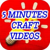 5 Minutes Craft icon