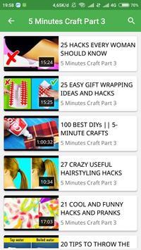 5 Minutes Craft screenshot 4