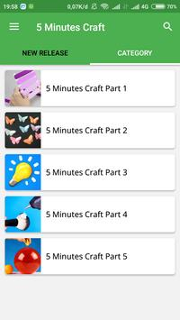 5 Minutes Craft screenshot 2
