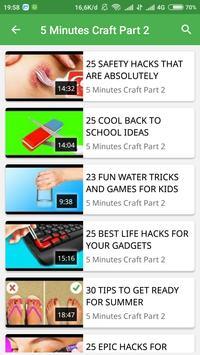 5 Minutes Craft screenshot 3