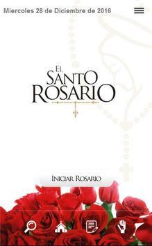 El Santo Rosario poster