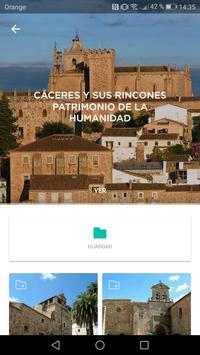 Caceres screenshot 2