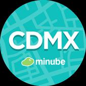 Ciudad de México Travel Guide in English with map icon