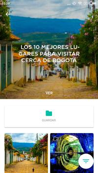 Bogotá Travel Guide in English with map screenshot 2