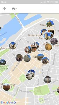 Badajoz Travel Guide in English with map screenshot 3
