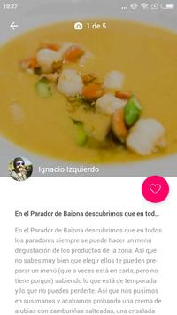 Baiona Travel Guide in English with map screenshot 4