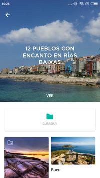 Baiona Travel Guide in English with map screenshot 2