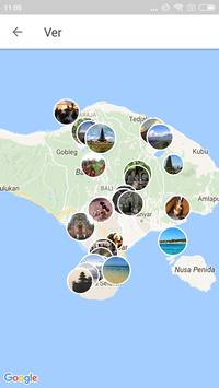 Bali Travel Guide in English with map screenshot 3