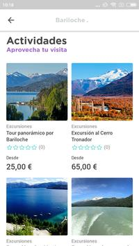 Bariloche Travel Guide in English with map screenshot 1