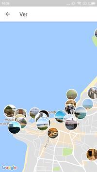 Biarritz Travel Guide in English with map screenshot 3