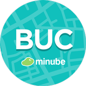 Bucharest Travel Guide in English with map icon