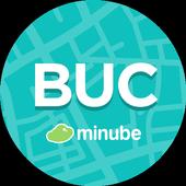 Bucharest icon