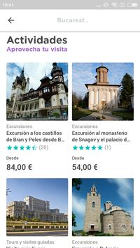 Bucharest Travel Guide in English with map screenshot 1