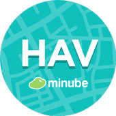 La Habana Travel Guide in english with map icon
