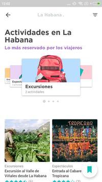 La Habana Travel Guide in english with map screenshot 1