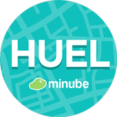 Huelva Travel Guide in English with map icon