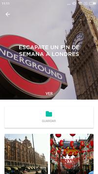 London Travel Guide in English with map screenshot 2