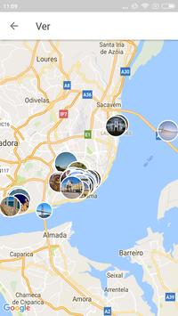 Lisbon Travel Guide in English with map screenshot 3