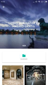 Madrid Travel Guide in English with map screenshot 2