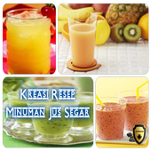 Kreasi Resep Minuman Jus Segar icon