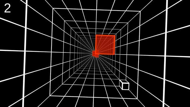 Retro Tunnel Rush apk screenshot