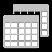 Shulte Table icon