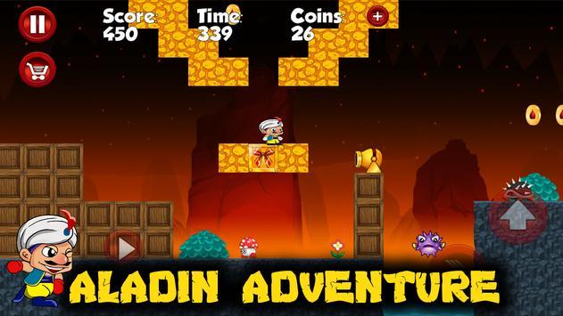 Aladdin Adventure World poster