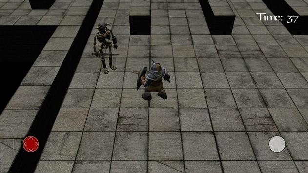 Escape from dungeon apk screenshot