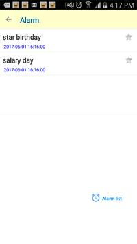 (R)Daily day( D Day, easy ), schedule Management apk screenshot