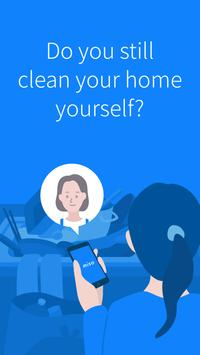 Miso - Book a home cleaning poster