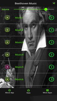 Beethoven Music poster