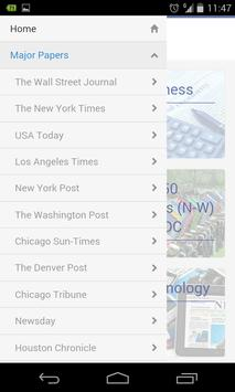 USA Press apk screenshot