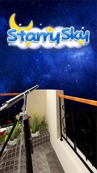 Escape Room: Starry sky poster