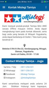 Mislegi Tamiya screenshot 5