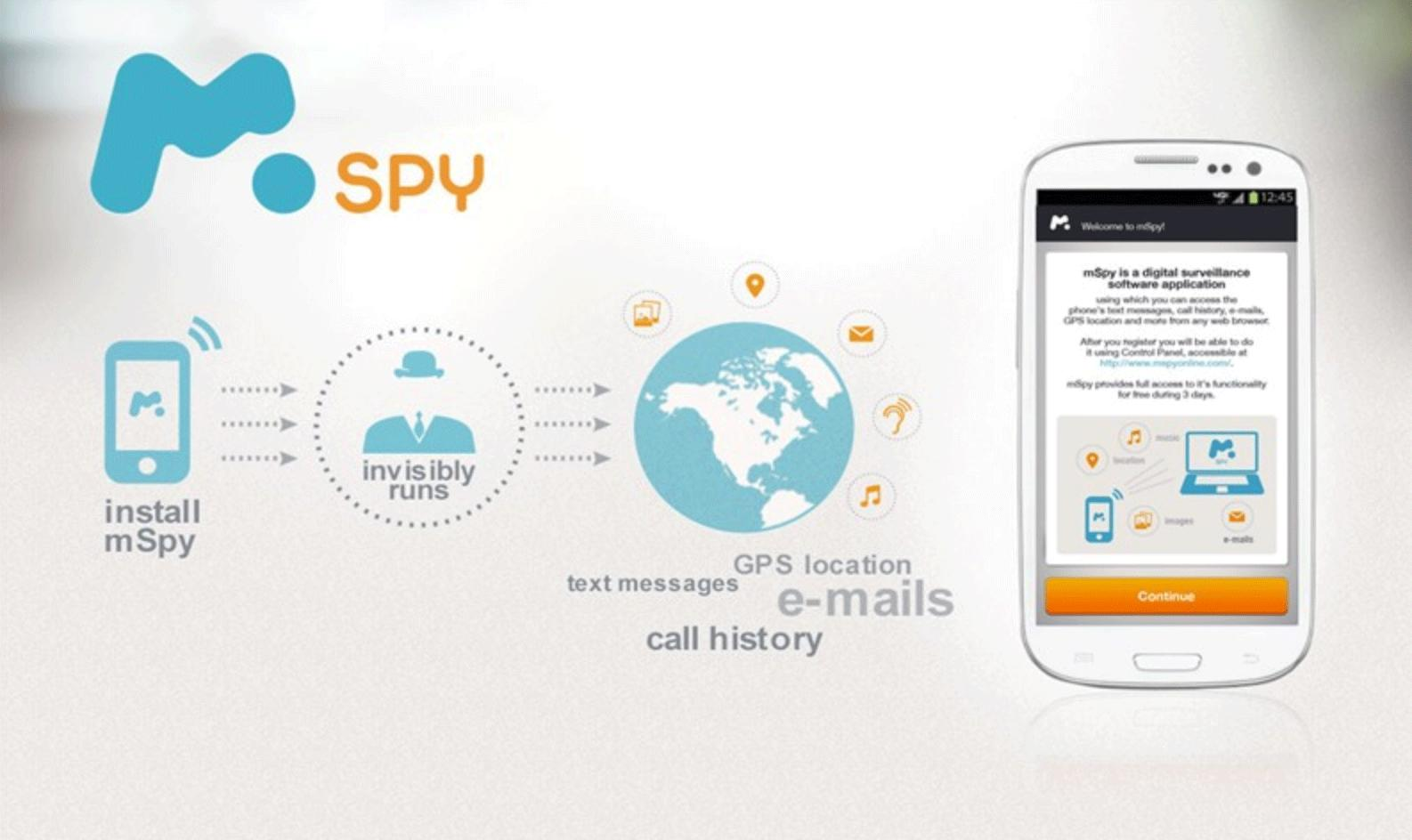 Free Spy Apps for Android Undetectable