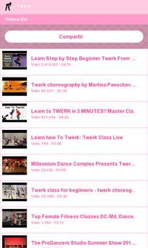 Keep calm and twerk apk screenshot