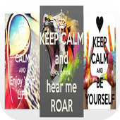 11400+ keep Calm Quotes - HD Wallpapers icon