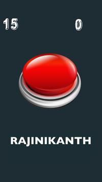 Superstar Rajinikanth (button) screenshot 1