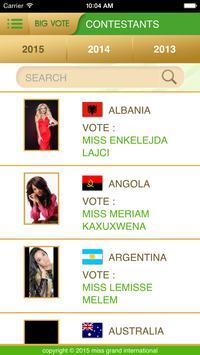 Miss Grand International apk screenshot
